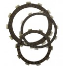 Suzuki DRZ125L Big Wheel Clutch Plates