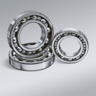 NSK XR400 Front Wheel Bearings '96 -'04